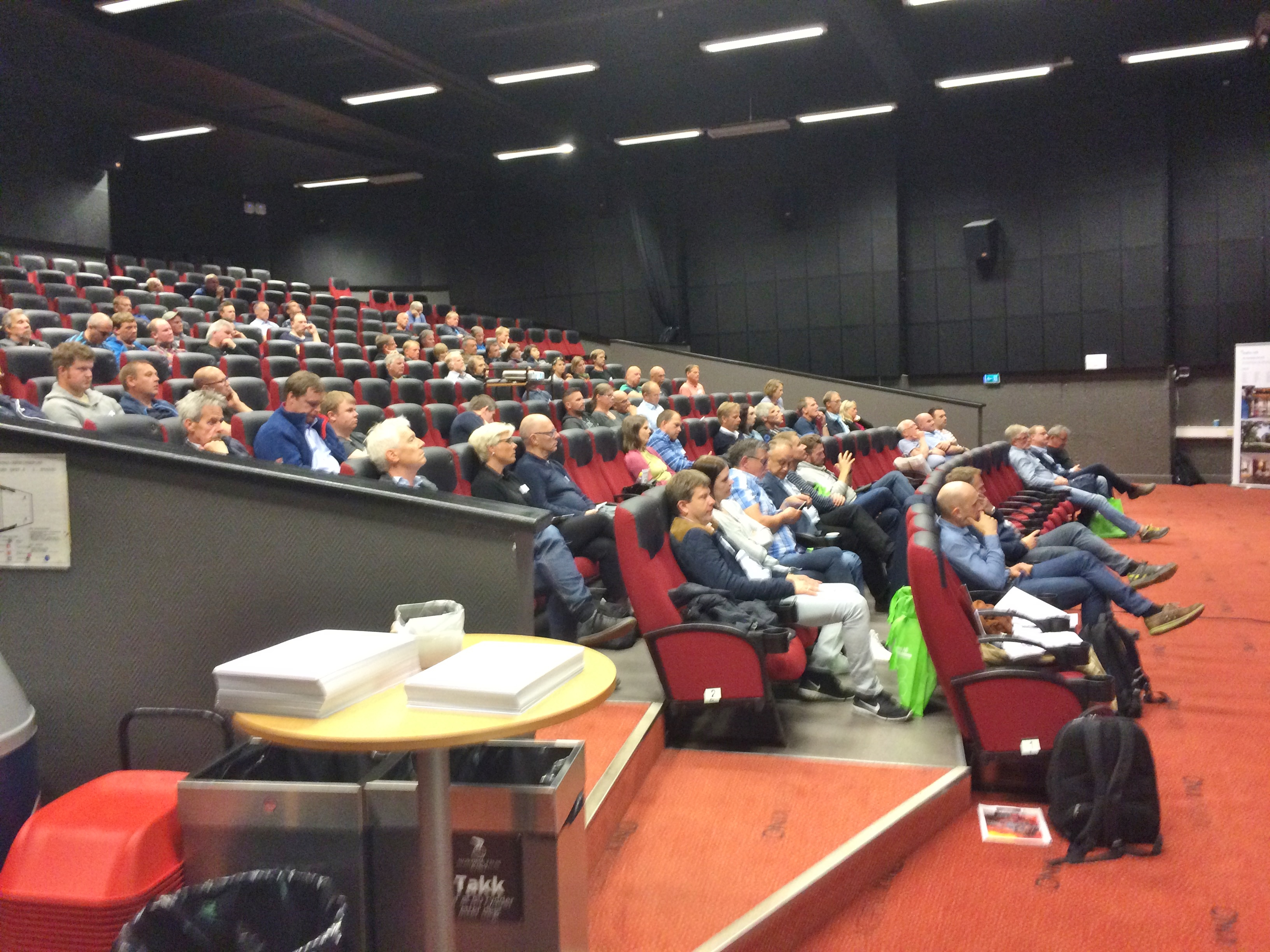 Det var god oppslutning om konferansen, som samlet 152 deltakere fra hele VA-bransjen